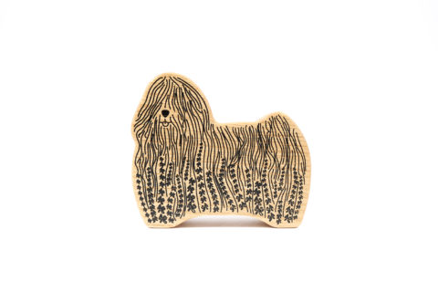 DESIGNED BY MAGMA - WOODEN ANIMALS