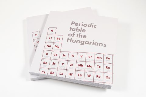 PERIODIC TABLE OF THE HUNGARIANS