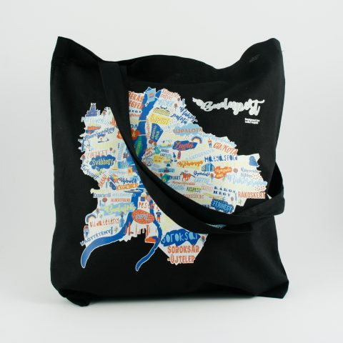 BUDAPEST TOTE